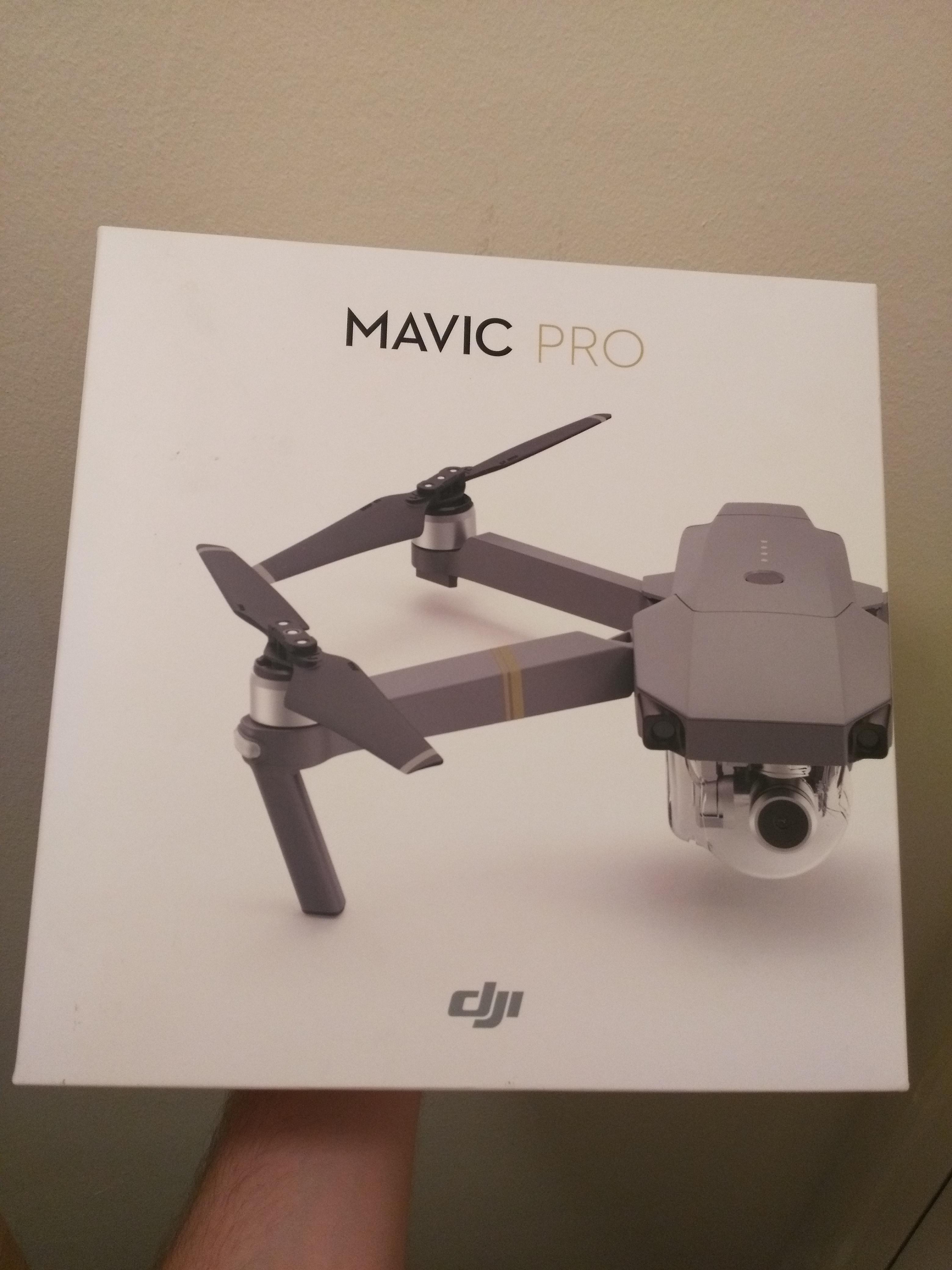 mavic pro 1 review