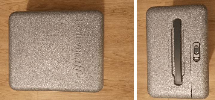 phantom 4 pro foam case