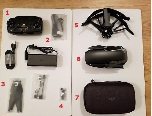 mavic air 1 accessories
