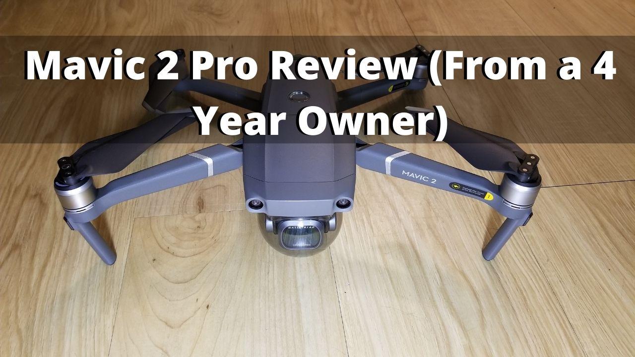 mavic 2 pro review