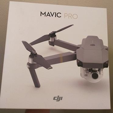 mavic pro portable drone