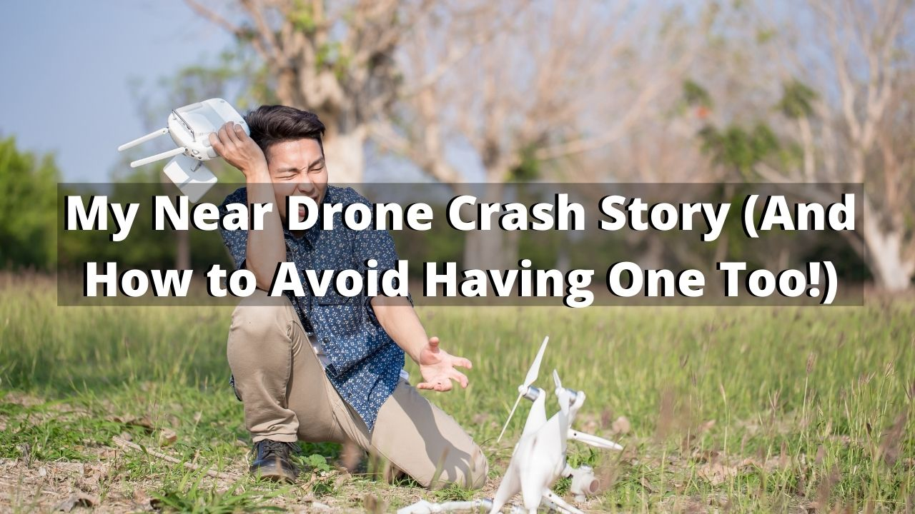 How to Control a Drone if it Goes Nuts